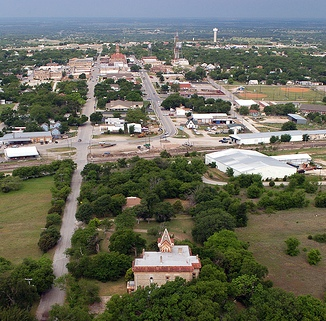 Decatur Aerial