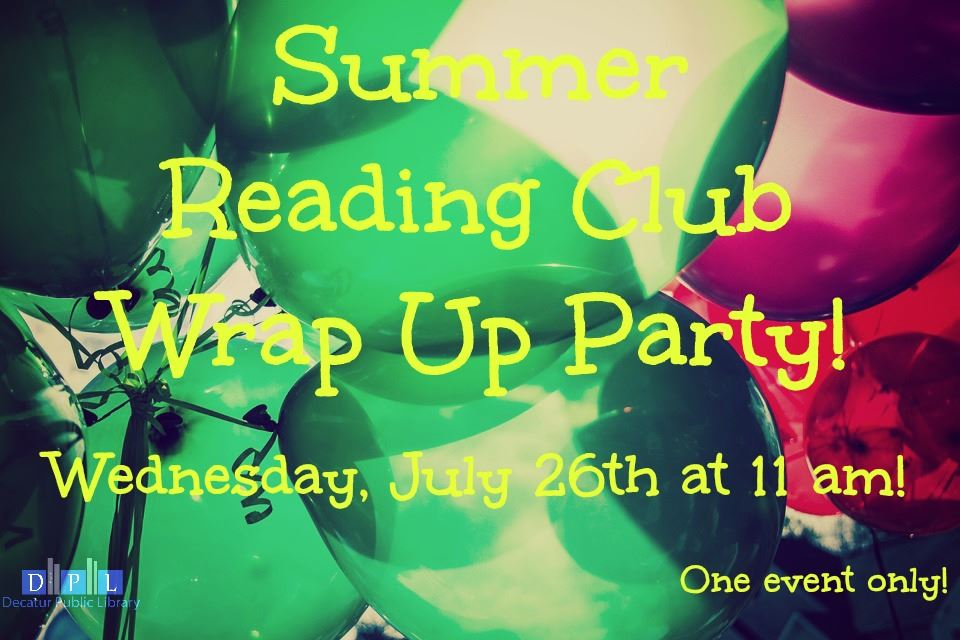SRC wrap up party