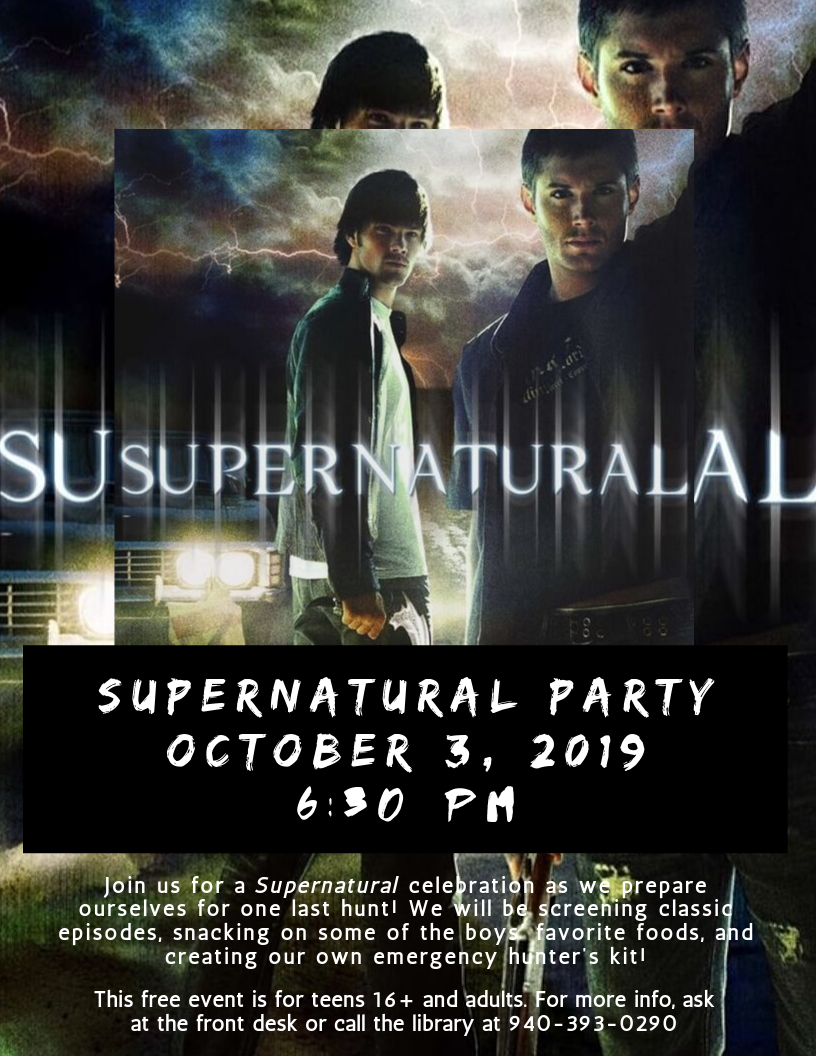 Supernatural Party